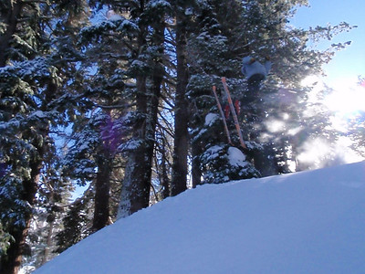 2010 - Backcountry Skiing