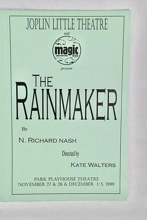 11-27-1999 The Rainmaker @ Joplin Little Theatre