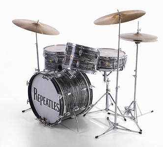 Ludwig Oyster Black Pearl Downbeat