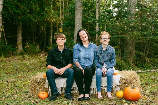 Fall Family Mini Sessions-The Stevens-Kellys