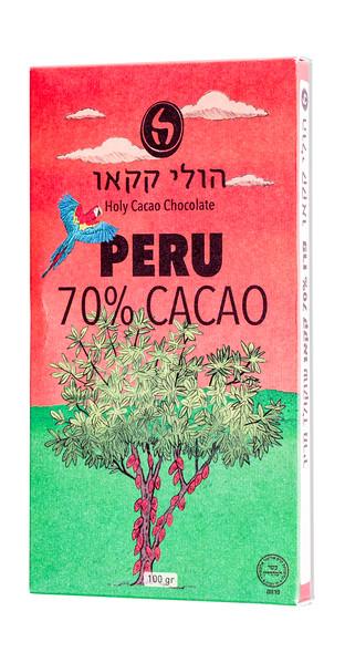 Holy Cacao  Chocolate 70% Peru 100gr.jpg