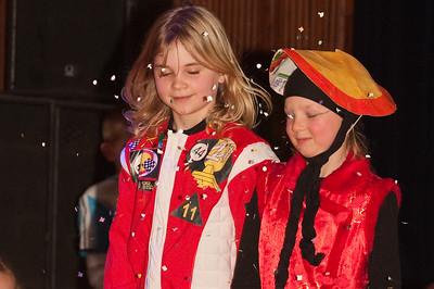 Kindercarnaval 2009 - Midi