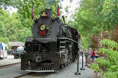 2018 Great Smoky Mountain Railroad