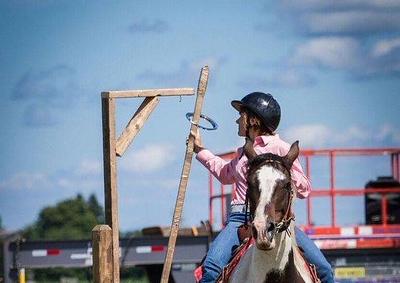 June 17 - Course de Cowboy Extrême -Ferme les 4 générations
