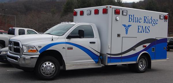Blue Ridge EMS (Former)