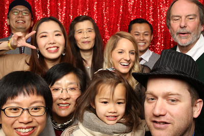 2018-12-02 - USC Dermatology Holiday Party