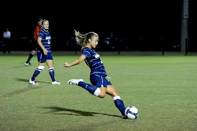 UNF Women's Soccer 9.20.13