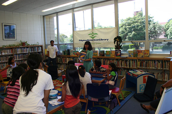 FAL Children's Reading Program - Artesia, CA June 7, 2008