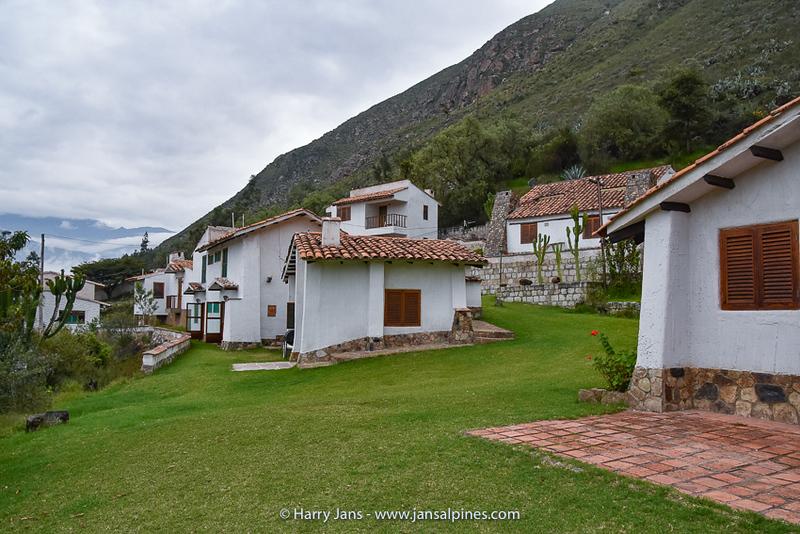 O'pal Sierra Resort (Caraz)