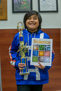 2020 Science Fair - District Level