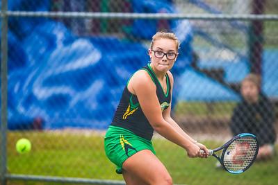 Middletown vs North Smithfield Tennis 9.26.18