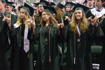 Cedar Park High School Graduation 2018