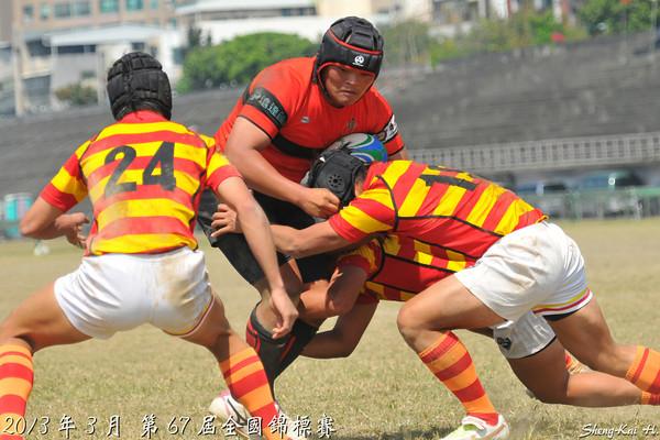 67屆全國賽高中組季殿軍賽-淡江中學 VS 六信中學(TKSH vs LHVS)