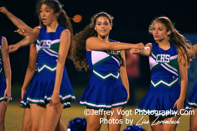 10-02-2014 Churchill HS Cheerleading and Poms , Photos by Jeffrey Vogt Photography with Lisa Levenbach