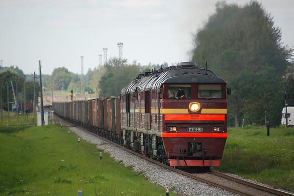 Krustpils. Latvia's ultimate freight hotspot?