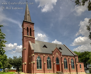 St. Mary Roman Catholic Church - Schulenburg