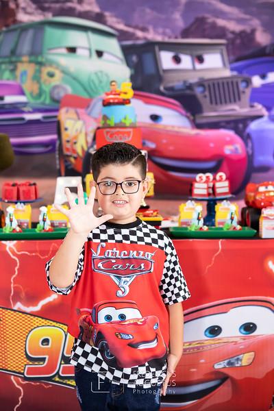 Aniversário 5 anos Lorenzo