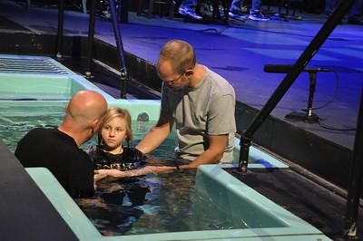 2012-10-28 - 11am - Baptism