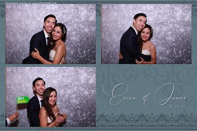 Erica & James Wedding