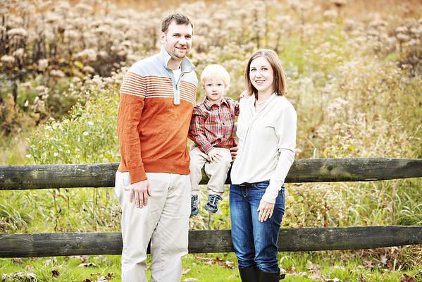 Celik Family Portraits