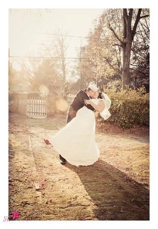 Brandon & Betty's Wedding ~ 2012