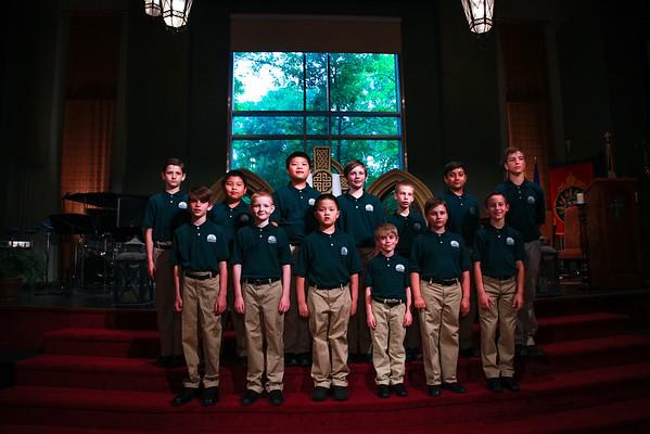 The Woodlands Boys  Choir