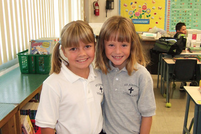 First Day of School (15 and 22 Aug 2005)