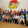 Pictured are the children who attended the Megaquest holiday club in St Patricks and St Marys church of Ireland. 06W35N15