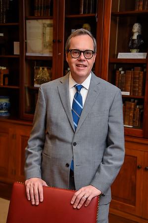 Provost Mike Sosulski