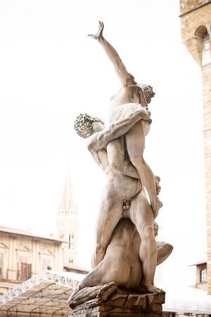 Italy Day 4: Piazza della Signoria, Ponte Vecchio