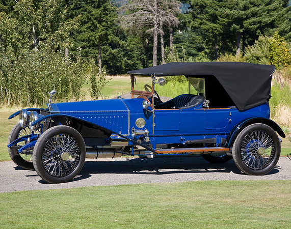 2366 - 1913 Silver Ghost