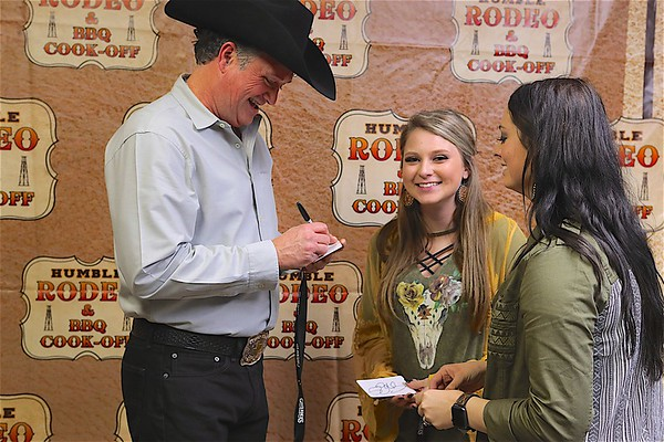 2018 Tracy Byrd Meet & Greet