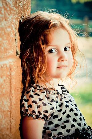 Akiya  Age 4
