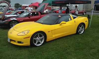 Corvettes at Carlisle 2011