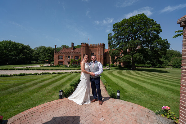 Leea & Joe.  LEEZ PRIORY