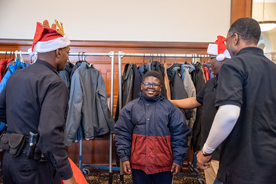 Bringing Christmas Downtown 12-7-2019