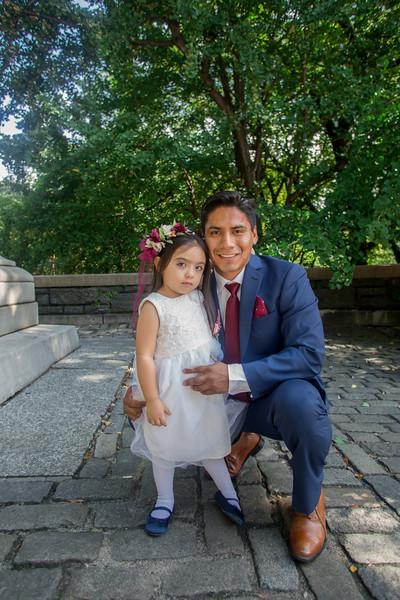 Central Park Wedding - Cati & Christian