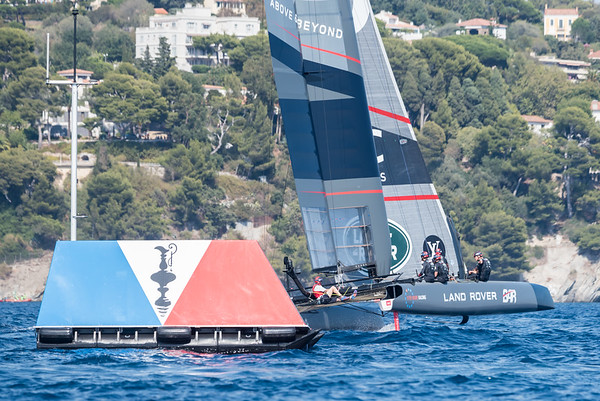 Americas Cup World Series Toulon