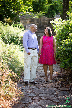Brianca & Keith Engagement