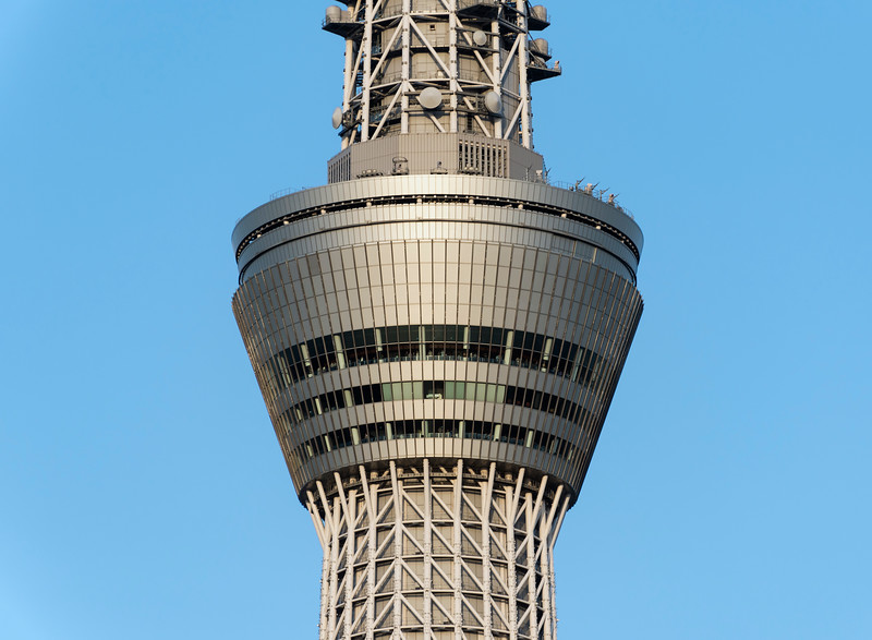 Tokyo Skytree Observation Tower, Japan