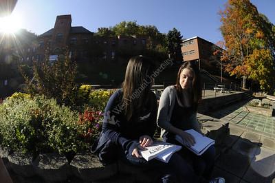26424 Campus Scenes on WVU Tech campus