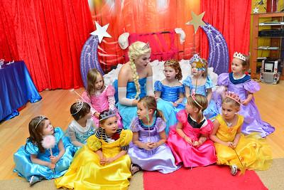 "Maura - ""Frozen"" Birthday Party"