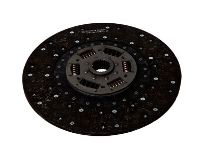DEUTZ SAME 14 INCH ORGANIC CLUTCH DISC 001563283