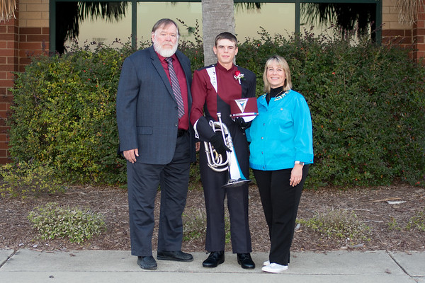 Senior Family Pictures