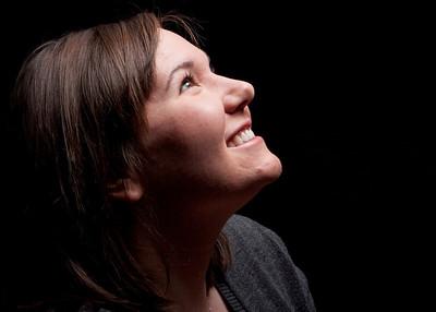 Christina Photoshoped - Jan. 2009