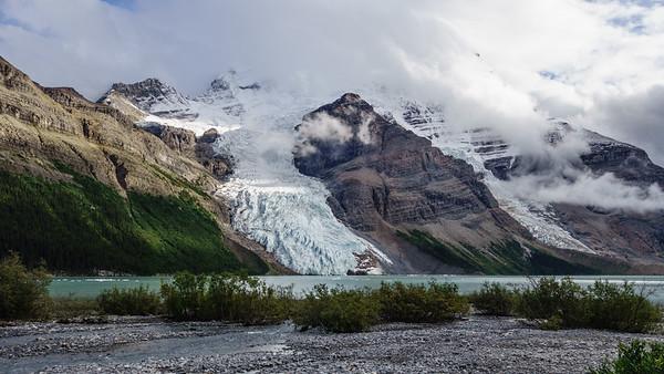Berg Lake Hike 2014