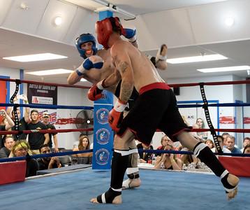 Cory J Hedrick vs Jarred Hardinger