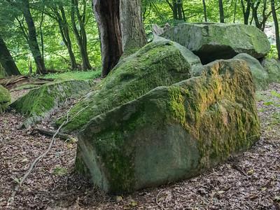 Visbek megalithic graves and Groningen