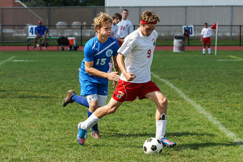 Jeannette Boys Soccer