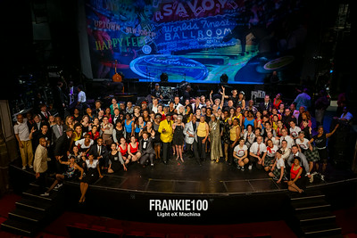 Frankie 100 - Artists of the show at Apollo Theater